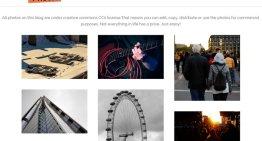 MyStockPhotos, colección de imágenes para todo tipo de usos bajo licencia Creative Commons