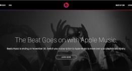 Beats Music cierra el 30 de noviembre