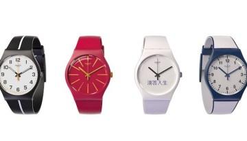 Visa y el fabricante de relojes Swatch se asocian para permitir pagos contactless en un reloj tradicional con NFC
