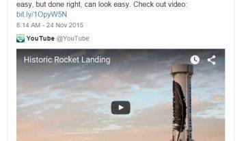 Blue Origin, la empresa de cohetes de Jeff Bezos, CEO de Amazon, anuncia exitosa operación