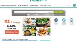 FoodiesFeed, banco de imágenes gratuitas relacionadas con la comida