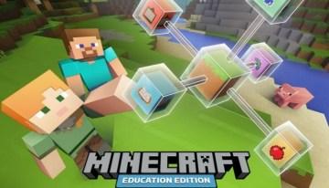 Microsoft liberó la versión completa de Minecraft Education Edition