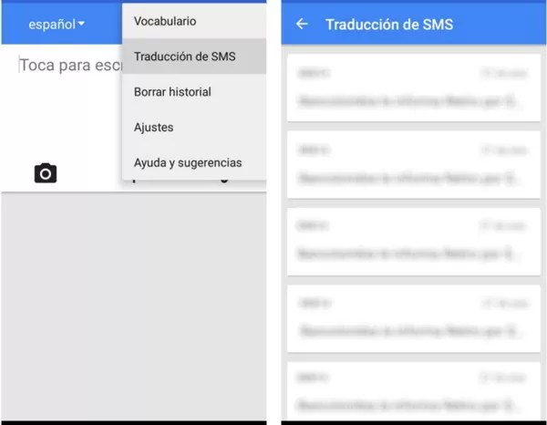 traducir-SMS