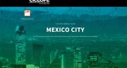 Cíclope Tour CDMX presenta a Mike McGee