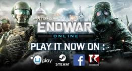 Tom Clancy's Endwar Online ya esta disponible para Steam, Facebook y Kongregate