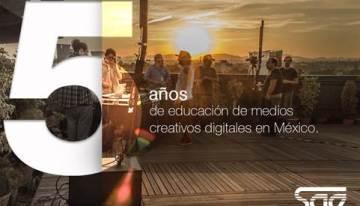 SAE Institute México, 5 años de Medios Creativos Digitales en México #ilovesae