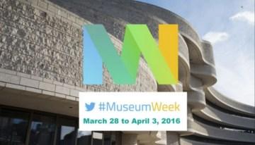 Comienza la Fiesta de la cultura en Twitter: Arranca #MuseumWeek 2016