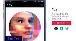 Tay, el nuevo chatbot de Microsoft