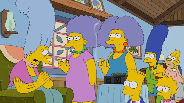 Los Simpson 27 - Episodio 3 en FOX (2)BAJA