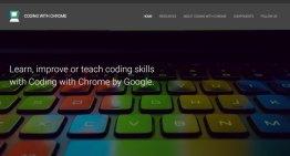 Coding With Chrome, proyecto para enseñar a los niños a programar a través de Chrome