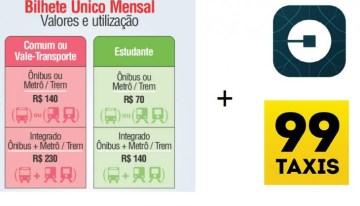 En Brasil existe un proyecto de ley para integrar Uber al sistema único de transporte