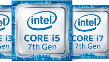 Intel anunció la séptima generación de procesadores Intel Core