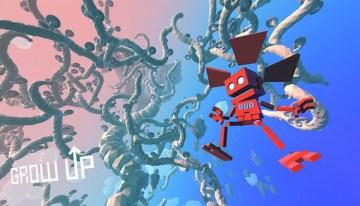 Grow Up, la nueva aventura acrobática de Bud, ya está disponible a partir de hoy