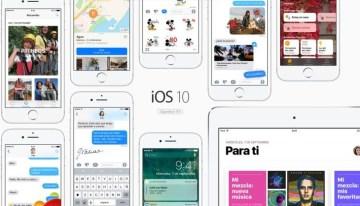 La nueva generación de sistemas operativos para dispositivos Apple llegará el 13 de septiembre
