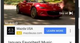 Google ofrece nuevas opciones para realizar publicidad en aplicaciones y videos