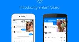 Instant Vídeo, una nueva funcionalidad para Facebook Messenger
