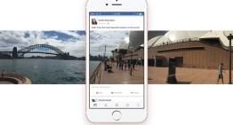 Actualización en Facebook mejora la forma de mostrar fotos en 360º