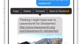 Facebook Mesenger para Windows 10 ahora cuenta llamadas de voz y video