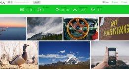 AvoPix, servicio de descarga de imágenes gratuitas