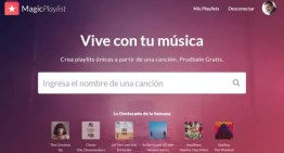 magicplaylist, una opción sorprendente para crear listas de reproducción en Spotify