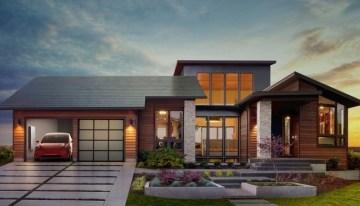 Tesla presenta nuevos paneles solares para el hogar