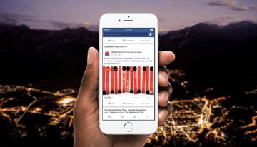 Facebook ahora cuenta con transmisiones de audio en vivo