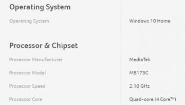 2017 traerá los primeros equipos con procesador ARM y Windows 10