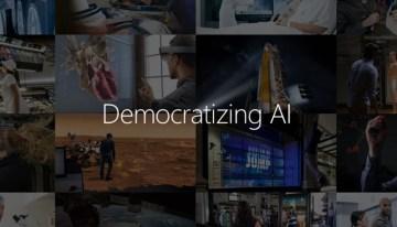 Visión de Microsoft para Inteligencia Artificial, basada en investigación y conversaciones