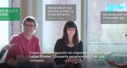Microsoft Translator ya permite la traducción simultánea de una conversación en múltiples idiomas