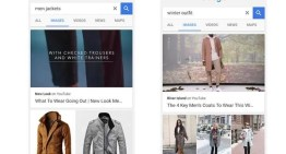 Google realiza pruebas para incluir videos auto-reproducibles en su buscador de imágenes