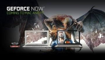 #CES2017, GeForce Now mejora para poder jugar vía streaming desde cualquier PC