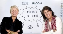 IBM y RICOH crean pizarra inteligente con capacidad de traducción en tiempo real