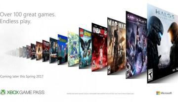 Xbox Game Pass, nuevo plan de suscripción de Microsoft que permite acceder a más de 100 juegos