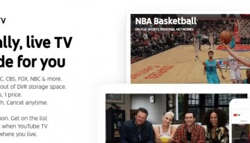 YouTube TV un nuevo servicio de streaming que llega a competir contra la TV tradicional