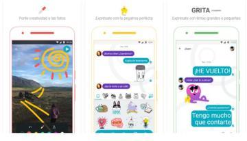 Google actualiza la aplicación Allo para que sea más fácil y divertido usarlo