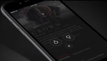 Netflix adopta un sistemas de calificación basado en pulgares