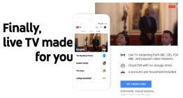 Google presenta YouTube TV, sus plataforma que pretende competir con los servicios de TV por cable