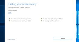 El asistente para la actualización a Windows 10 Creators Update estará disponible el 5 de abril