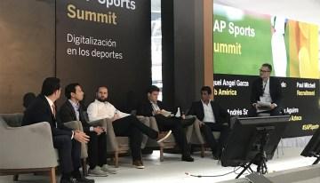 SAP Sports Summit: los deportes evolucionan gracias a la transformación digital