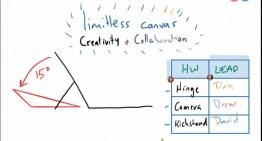 Whiteboard, la nueva herramienta de Microsoft para realizar dibujos de forma colaborativa