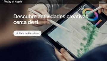 Apple ofrecerá actividades educativas de forma gratuita