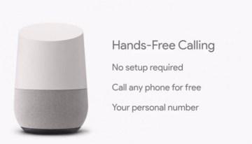 Google Home contará con nuevas funciones #io17