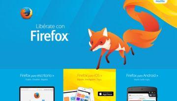 Mozilla presenta la versión 54 de Firefox con soporte multi-proceso