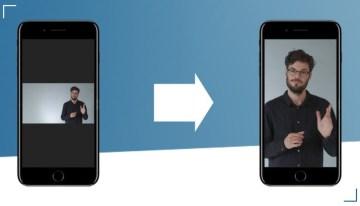 crop.video, sitio web que adapta nuestros videos a cualquier tipo de pantalla