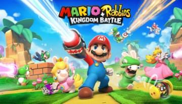Ubisoft y Nintendo hacen equipo para unir a dos franquicias icónicas en Mario + Rabbids Kingdom Battle