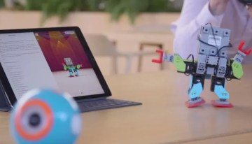 Swift Playgrounds de Apple permitirá programar drones y robots
