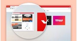 Vivaldi presenta la versión 1.10 de su navegador y agrega más opciones para personalizar la página de inicio