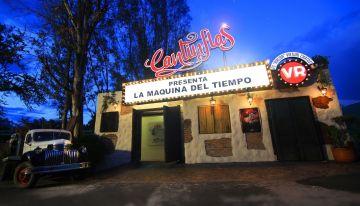 Cantinflas presenta: La Máquina del Tiempo