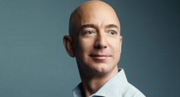 Jeff Bezos, CEO y fundador de Amazon es ahora el hombre más rico del mundo