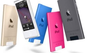 Apple le dice adiós al iPod Nano y al iPod Shuffle
